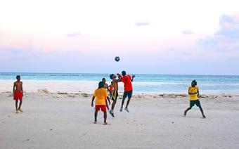 Większość mieszkańców Malediwów zajmuje się rybołóstwem i pracą w turystyce. Ukochanym sportem wyspiarzy obok krykieta jest piłka nożna