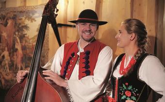 Muzycy kapeli Karpackie Zbóje