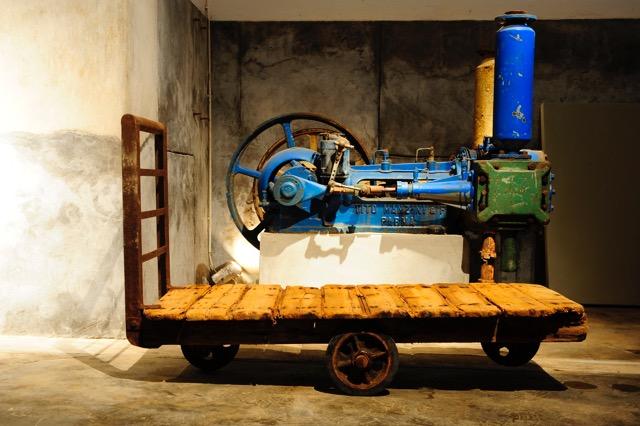 Wyspy greckie. Muzeum Przemysłowej Produkcji Pomidorów na Santorini