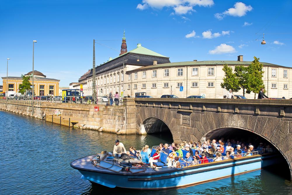 Rejs po Kopenhadze